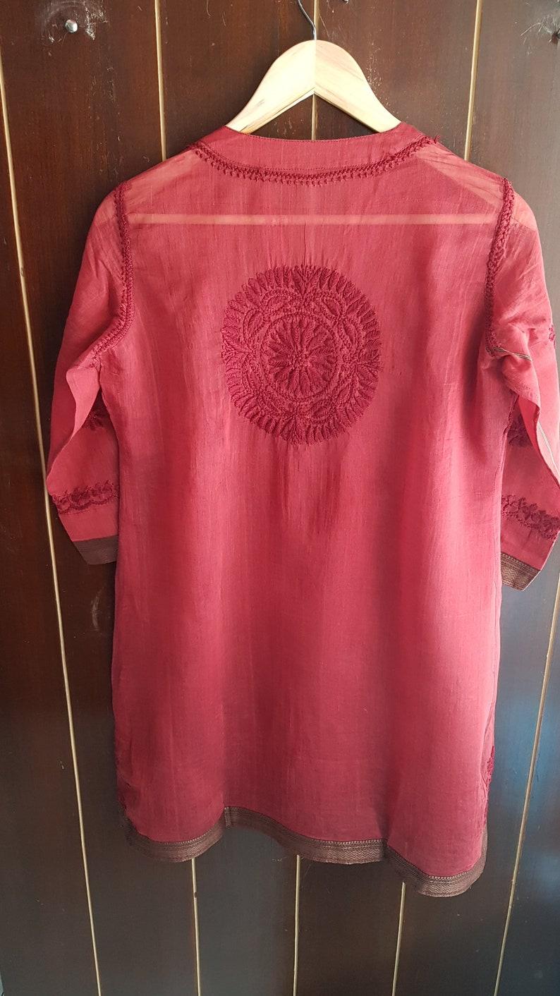 Maheshwari Tunic