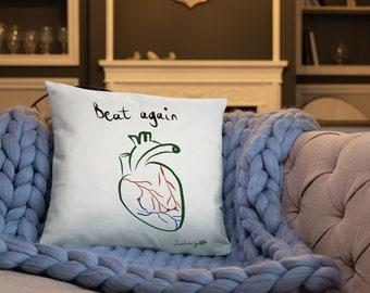 Live Basic Pillow