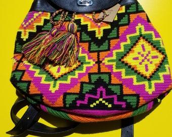 Wayu Social Project Desert Dance backpack