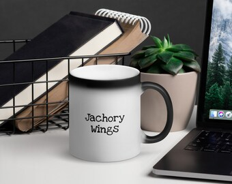 Jachory Wings Enterprise edition Transformation Mug