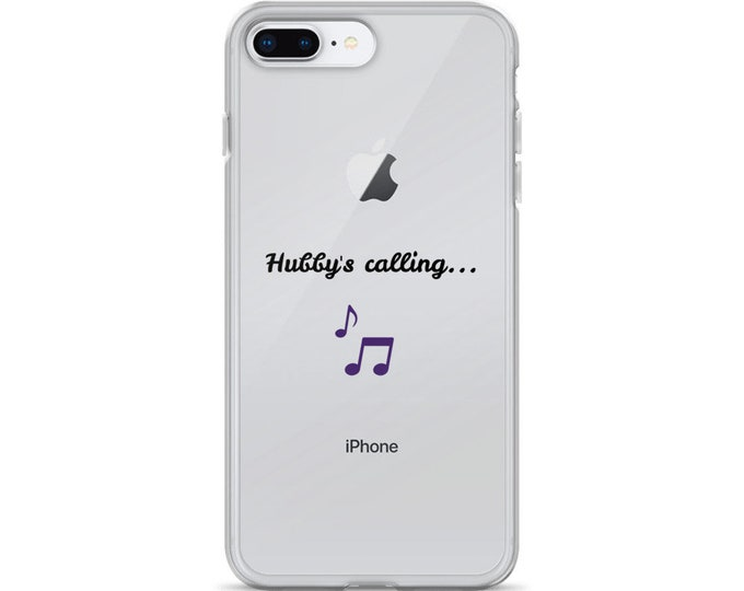 Hubby iPhone Case