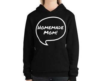 Mom's the word Unisex hoodie