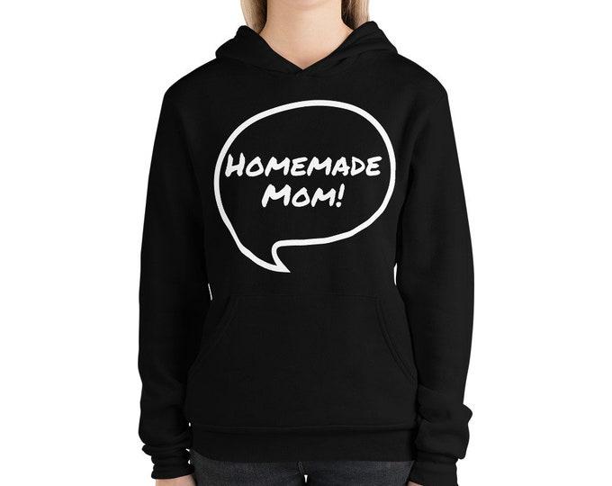 Mom's the word Unisex hoodie