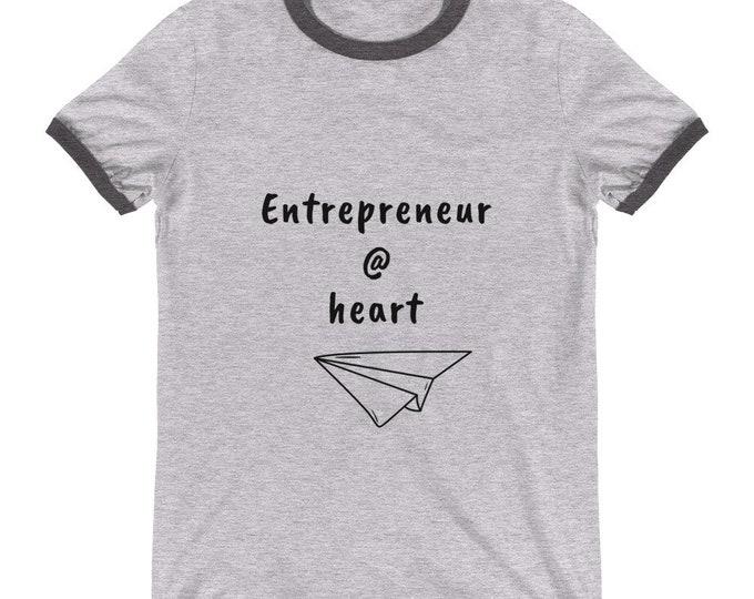 Innovate Ringer T-Shirt