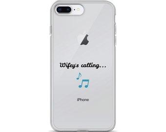 Wifey's iPhone Case