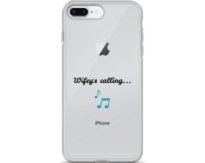 Wifey's iPhone Case