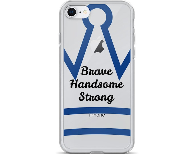Guys iPhone Case