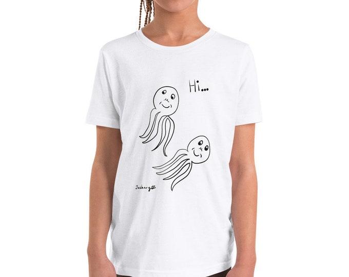 Octo Youth Short Sleeve T-Shirt