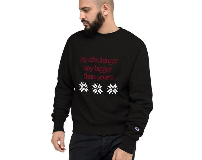 Holiday  games Champion Sweatshirt