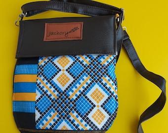 Yours Truly handmade saddle bag