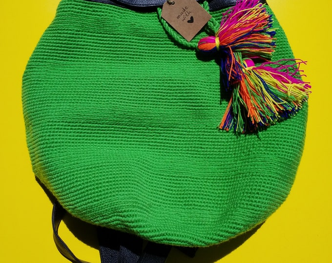 Wayu Social Project Revive earth backpack