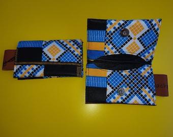 Be Known handmade cardholder