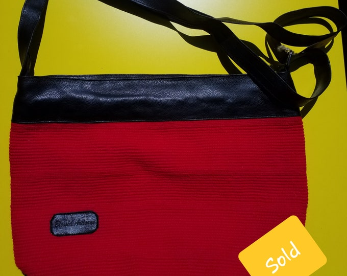Wayu Social Project Sunset Dance backpack