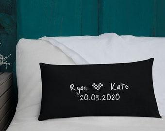 Lovers Blissful Premium Pillow