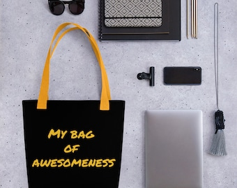Full of Awesome Tote bag