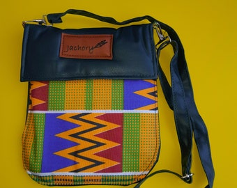 Yours Only handmade saddle bag
