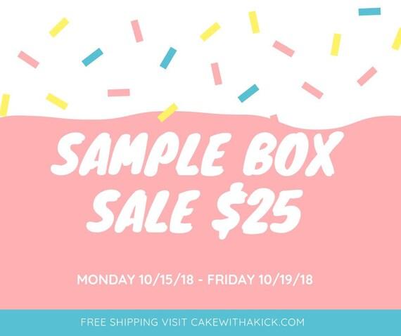 CWAK Sample Box
