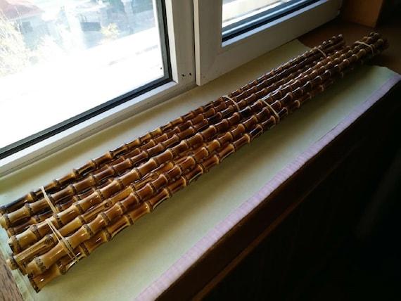 "47.2""//51""Black bamboo sticks  for making walking//Hiking Cane Wholesale Amounts"
