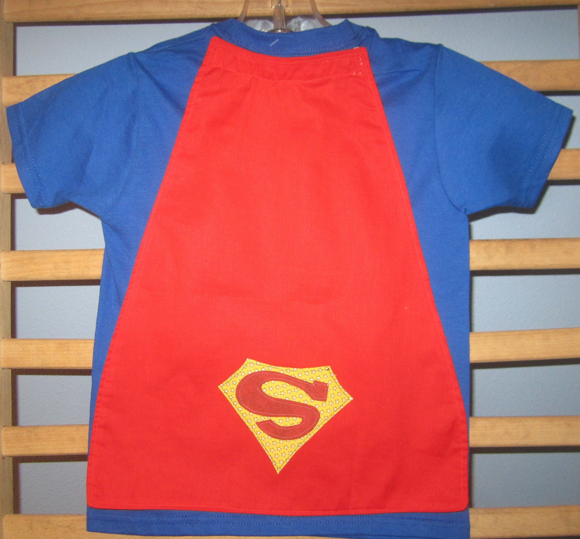 4562fbeea Toddler Superman T Shirt With Cape | Kuenzi Turf & Nursery