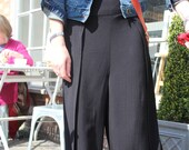 Cropped Fisherman Trouser