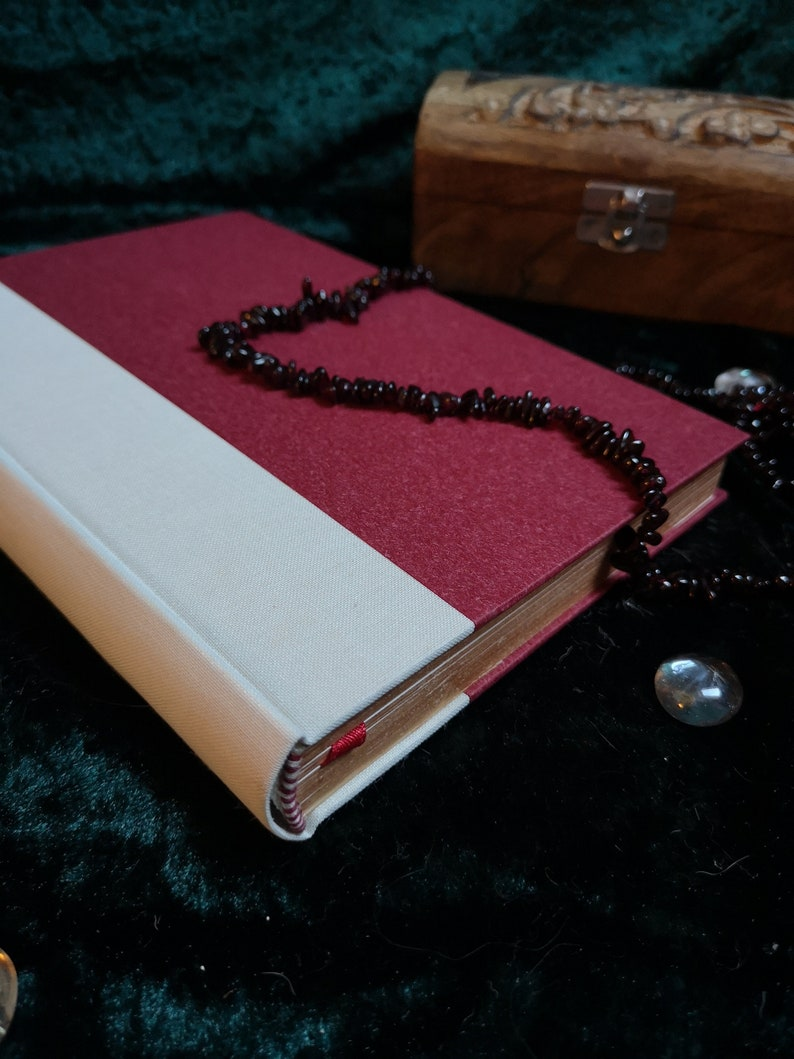 A5 Journal with gold Cut Embellishment Bookmark image 0