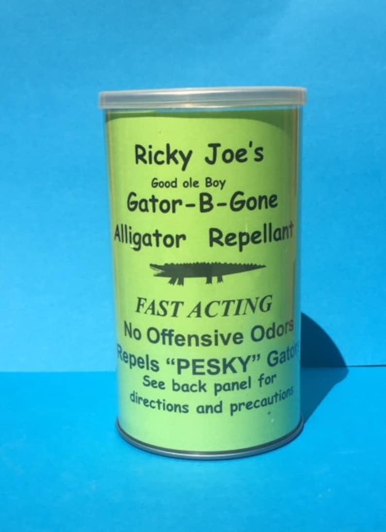 Alligator Repellent   Etsy