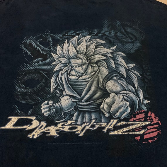 Dragon Ball Z Vintage Anime , Akita , Ghost in the