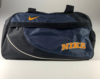 306368bf02 Vintage Nike Gym Bag Small Duffle bag