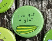 Gardeners Badges, Gardeners gift, Small gift, Dad, Mum, Grandparent gift, letterbox gift, gardeners pins, cheery up present.