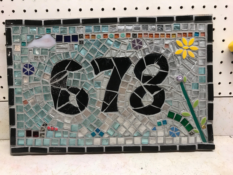 Hausnummer Mosaik Kaufen