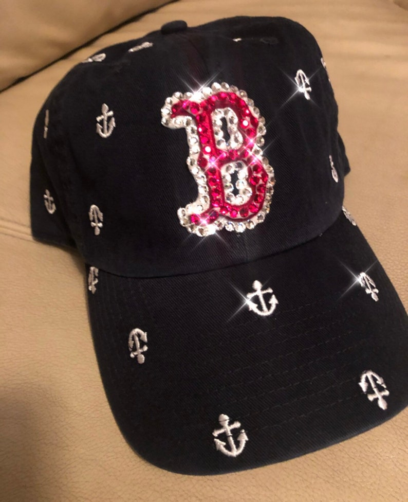 0c2ac19c4 red sox hat with anchors