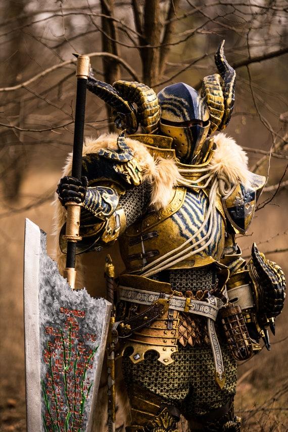 Kulve Taroth Alpha Cosplay Armor Set Etsy Unlock & craft mr kulve taroth armor, materials, skills, and more. etsy