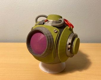 Lt 53 Kazmir device fan art zombies