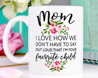 Funny mom gifts | Etsy