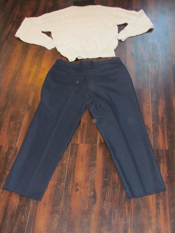 3 piece costume Cousin Eddie Vintage 70's Levi's p