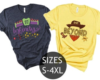 c61654f0571 To Infinity and Beyond Shirts