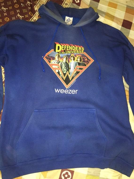 Weezer Christmas Sweater.Weezer Hoodie