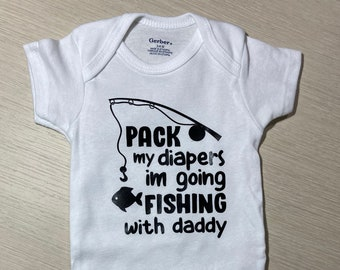 Toddler//Kids Short Sleeve T-Shirt Im Going RV-ing with My Papaw Pack My Stuff
