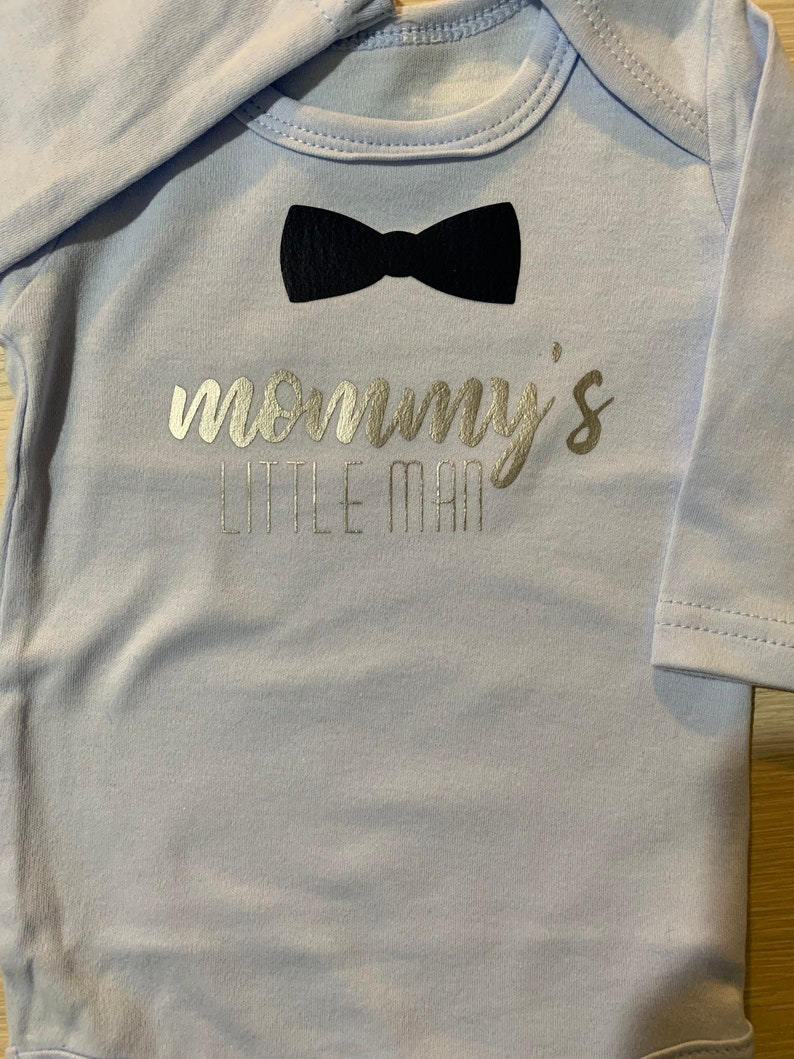 Mommy/'s Little Man