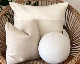 Ball Pillow Etsy