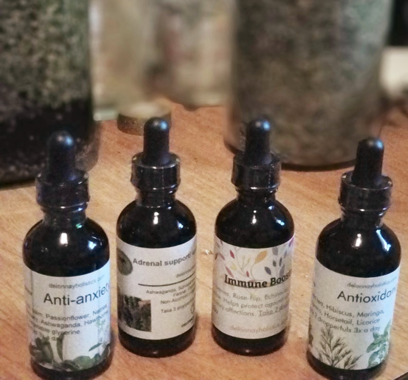 Herbal tinctures image 0