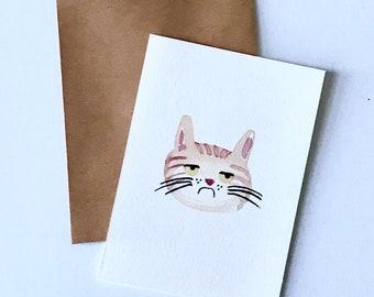 Cruddy Card Design