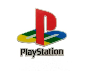 Playstation Stickers Etsy