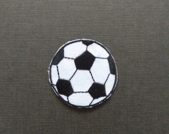 3f05926f5 Football Soccer Ball World Cup Iron On Patch