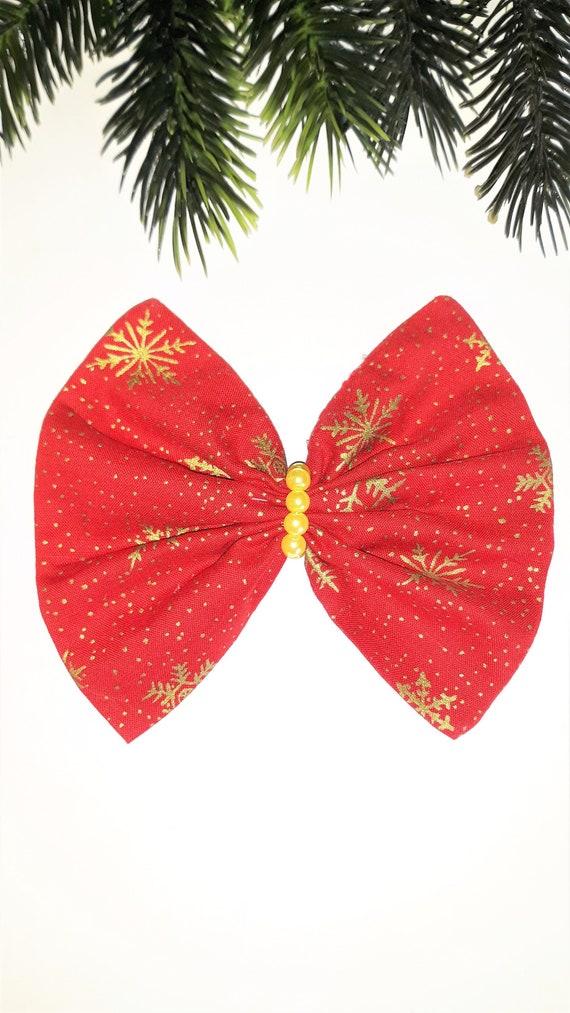 Girls headband Bow headband Red bow tie costume Baby bow  a8e3ed359b2