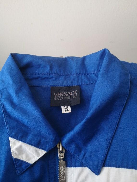 VERSACE Y2K Dress | Versace Tank Dress | 90s Vers… - image 8