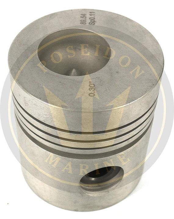 Head gasket set for  Volvo Penta MD1B MD2B MD3B AQD2B 876377 875500 89mm piston