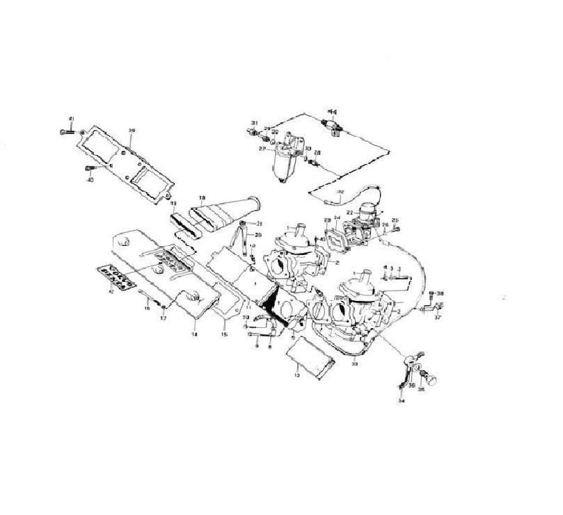 Mechanical Fuel Pump For Volvo B18 B20 B30 544 122 140 P1800