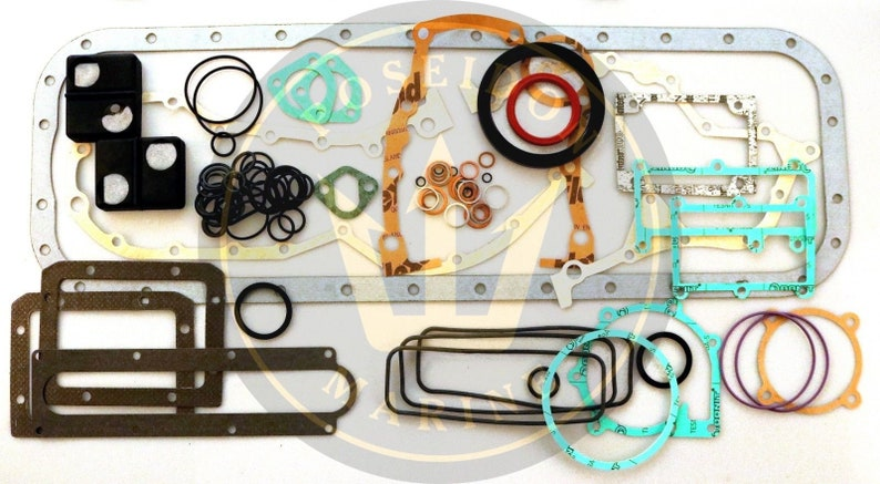replaces Volvo Penta 876774 Conversion Gasket Kit for Volvo Penta