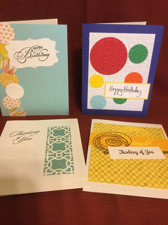 Fine Homemade Greeting Cards Etsy Funny Birthday Cards Online Inifofree Goldxyz